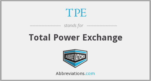 Total Power Exchange