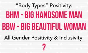 Body Types Positivity