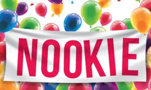 Happy Birthday, Nookie!