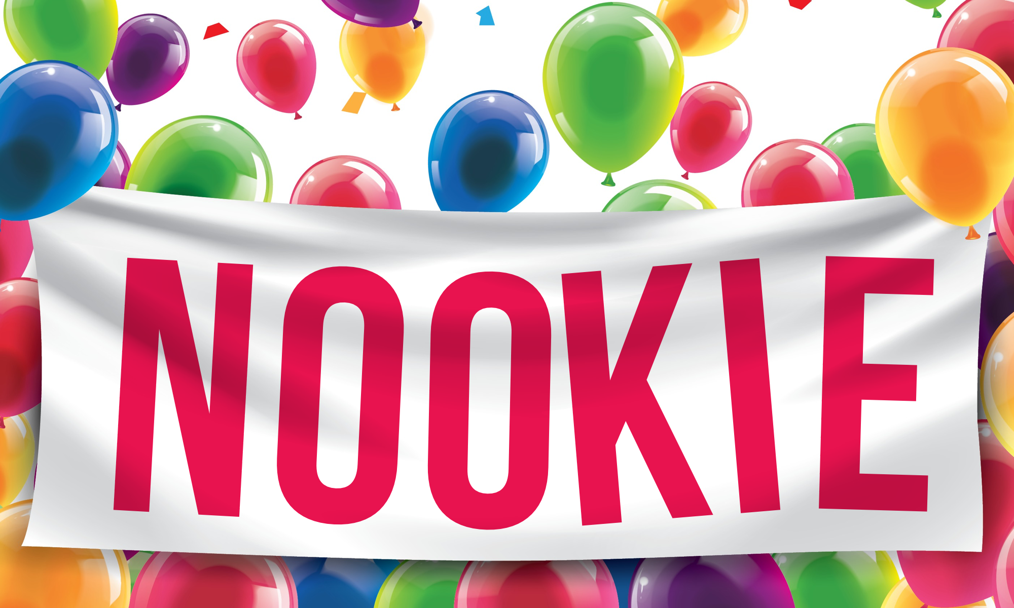 Happy Birthday To Me! Nookie Is 31 Years Young…