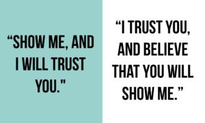 How Do You Trust?