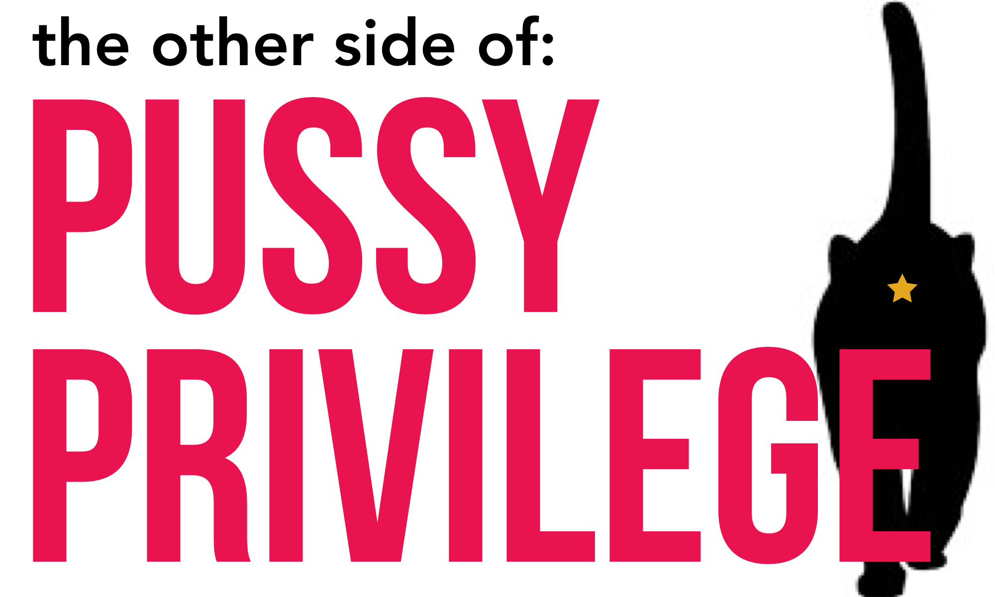 The Other Side Of Pussy Privilege