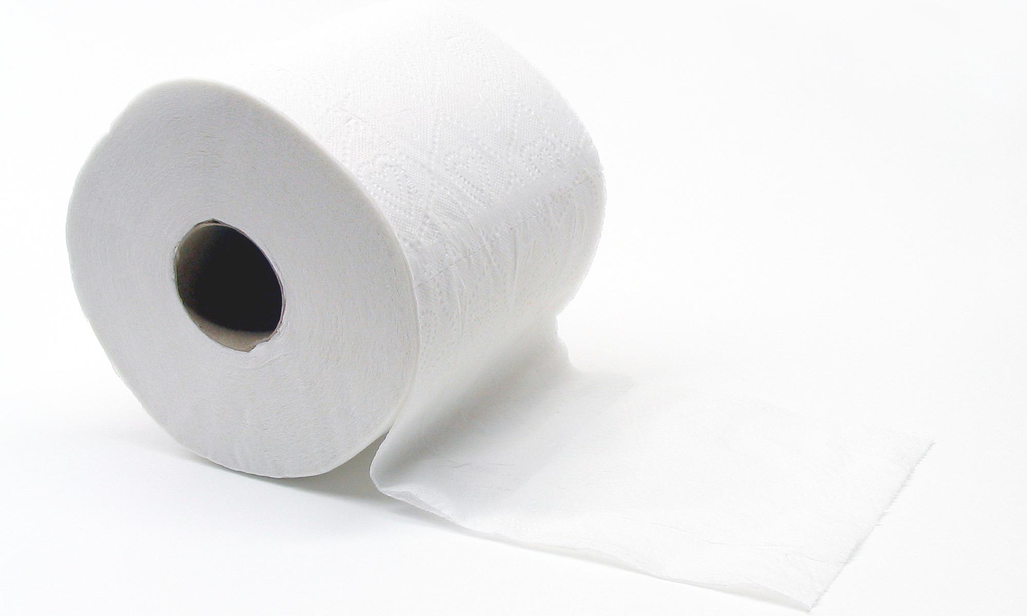 It's Like Toilet Paper Bondage…