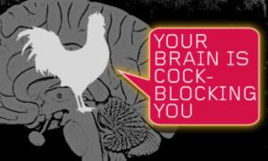 When Men Cock Block Themselves