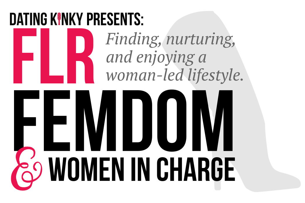 A New Book On FLRs & FemDom!