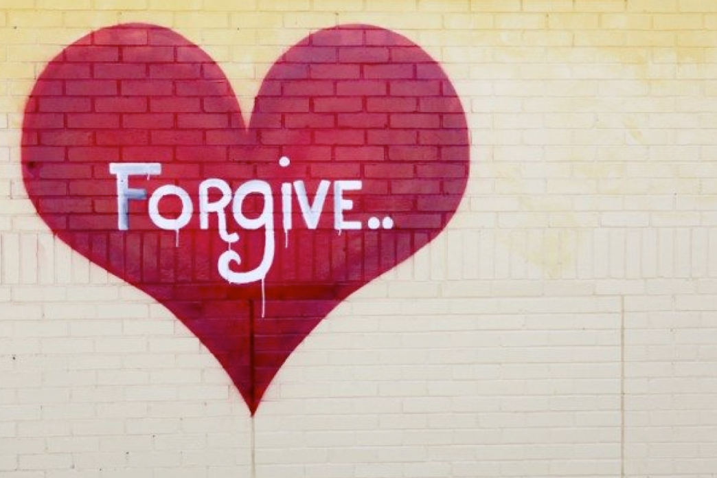 Forgiving, In Order To Be Forgiven