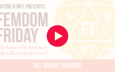Femdom Friday Ep1: Training