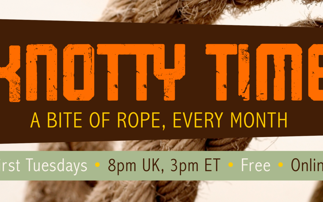 Knotty Time: A Bite of Rope Every Month