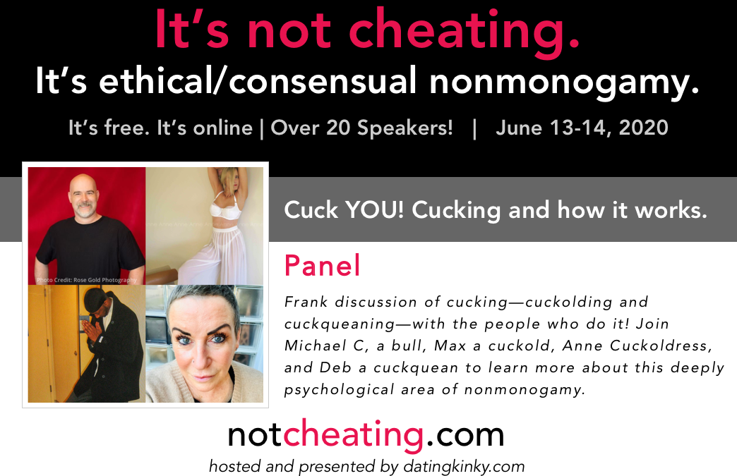 It's Not Cheating: Cuck YOU! Cucking and how it works.