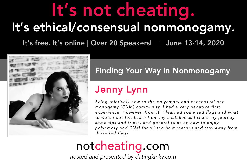 It's Not Cheating: Finding Your Way in Nonmonogamy