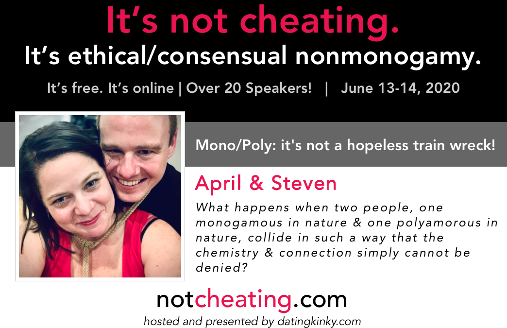 It's Not Cheating: Mono/Poly: it's not a hopeless train wreck!