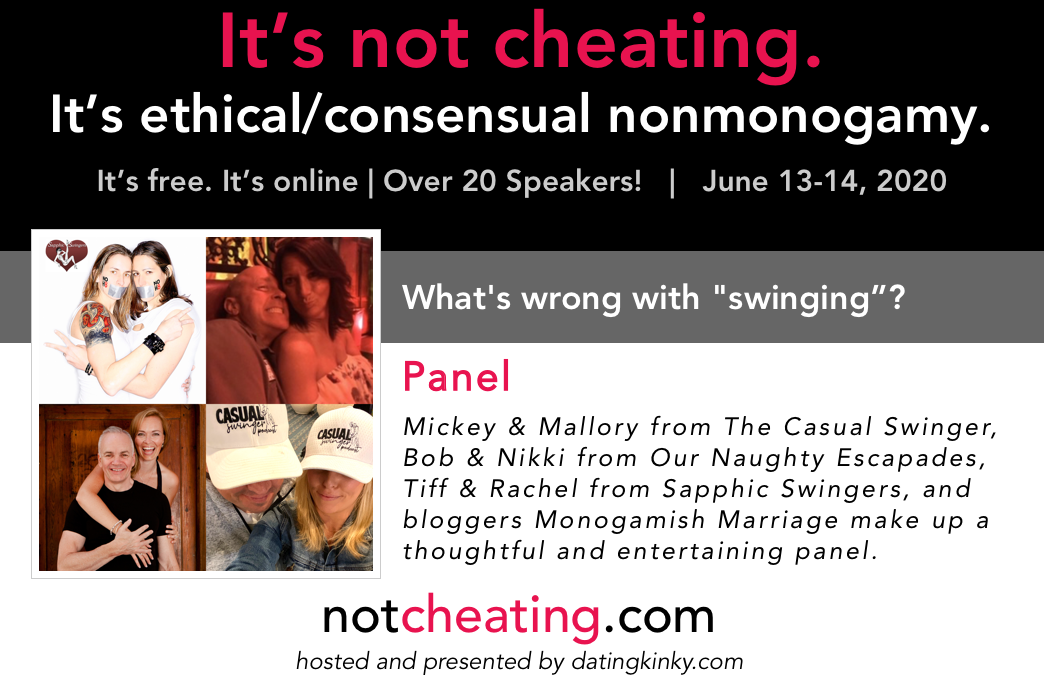 "It's Not Cheating: What's wrong with ""swinging""? Perceptions of Nonmonogamy and Other Stereotypes"