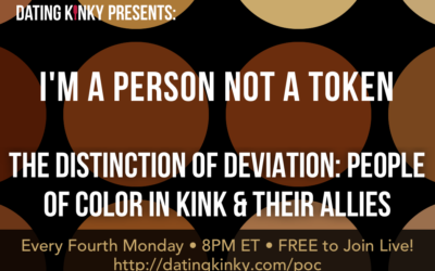 Distinction of Deviation, EP6: I am a person, not a token