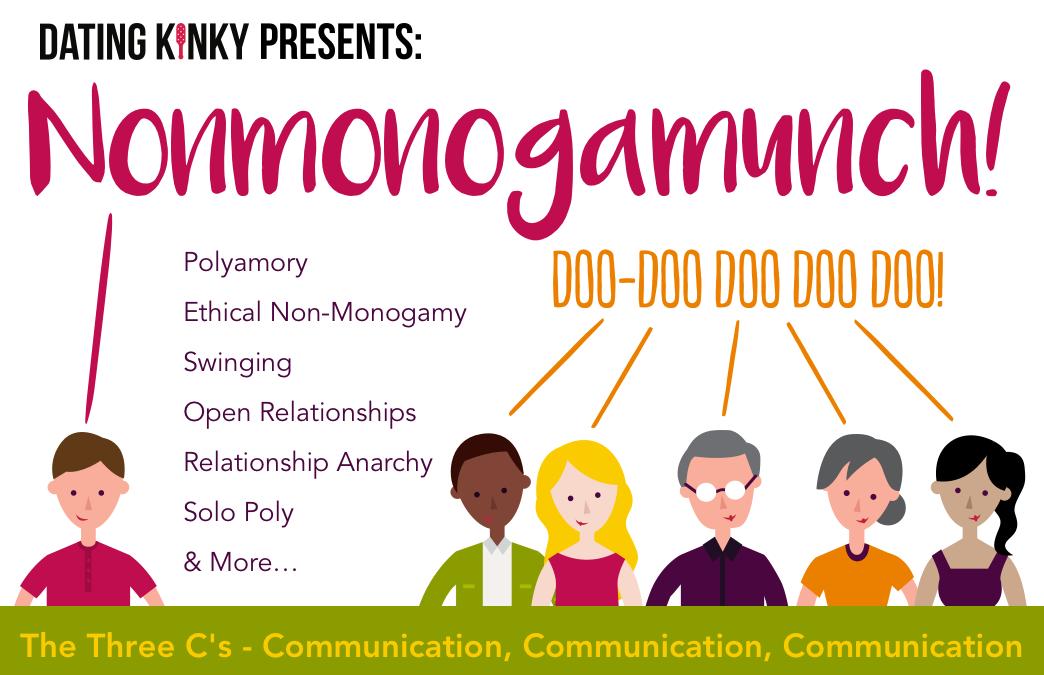 Nonmonogamunch, EP4: The 3C's of Nonmonogamy— Communication, Communication, Communication