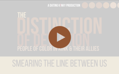 Distinction of Deviation, EP8: Smearing the Line Between Us