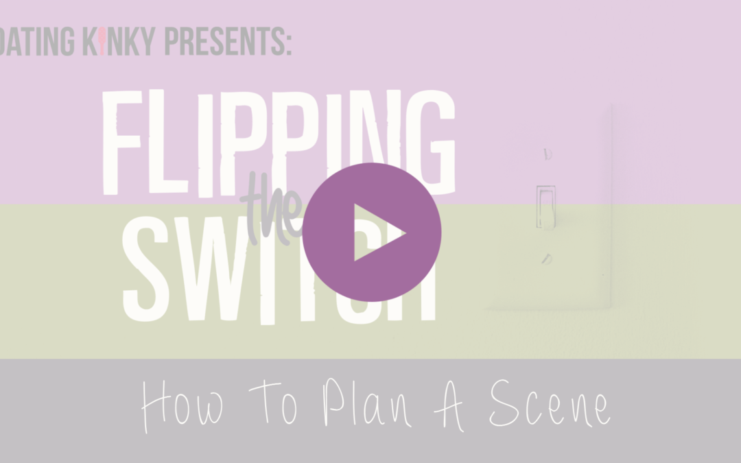Flipping the Switch, EP3: Setting Up a Scene as a Switch and How to Switch Mid-scene