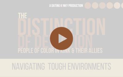Distinction of Deviation, EP9: Navigating Tough Environments