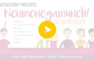 Nonmonogamunch, EP7: Infidelity, Broken Hearts, and Other Unfortunate Events—Pitfalls of Nonmonogamy