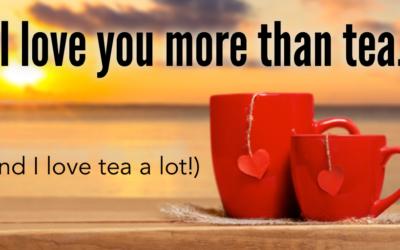 Happy National Tea Month!